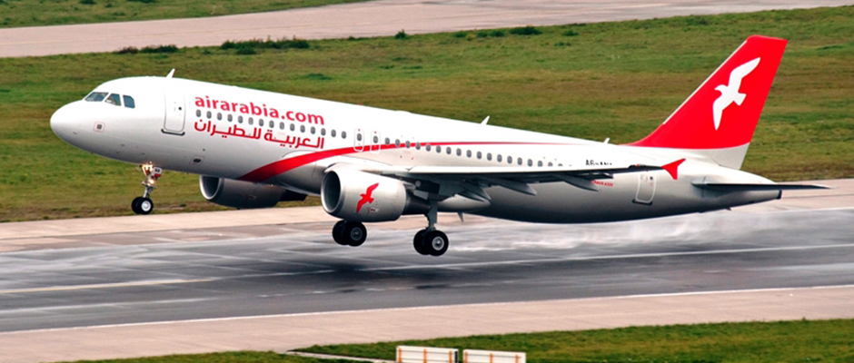 Air Arabia'dan Trabzon'a sefer