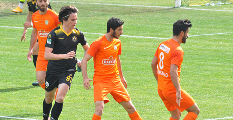 Düzyurt'un Play-Off inadı