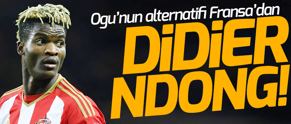 Didier Ndong!