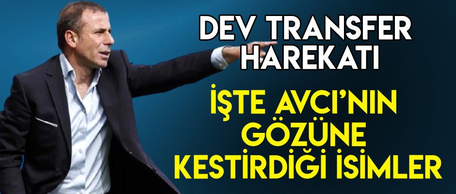 Dev Transfer Harekatı
