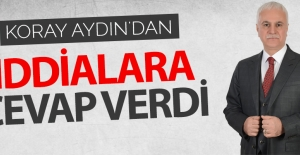 İddialara cevap verdi