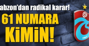 61 numara kimin!