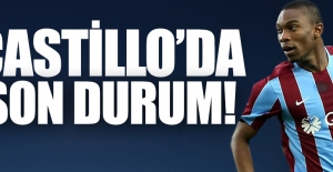 Castillo'da son durum!