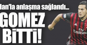 Gomez bitti!
