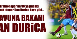 Savuna bakanı JAN DURİCA
