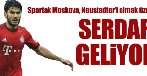 Serdar geliyor