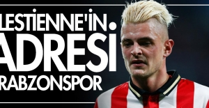 Maxime Lestienne'in adresi Trabzonspor!
