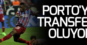 Porto#39;ya transfer oluyor!