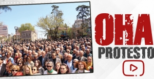 OHAL protestosu