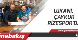 Ujkani, Çaykur Rizespor'da