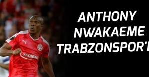 Anthony Nwakaeme, Trabzonspor'da