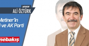 Metiner'in tezi ve AK Parti