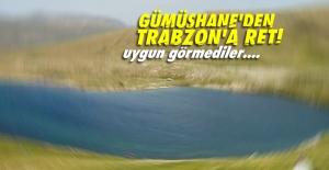 Gümüşhane#039;den Trabzon#039;a...