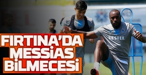 FIRTINA#039;DA MESSİAS BİLMECESİ