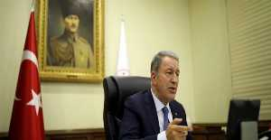 Minister Akar, spoke by phone with his US counterpart Austin